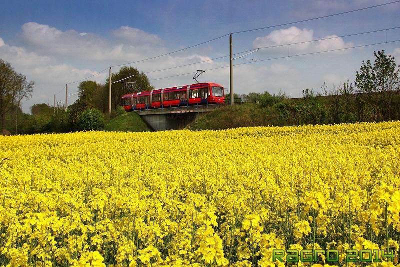 Sonntagsgruß von der City-Bahn Chemnitz