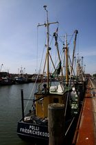 Sonntagsruhe bei den Fischern...