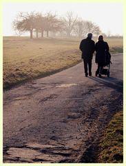 Sonntagsspaziergang