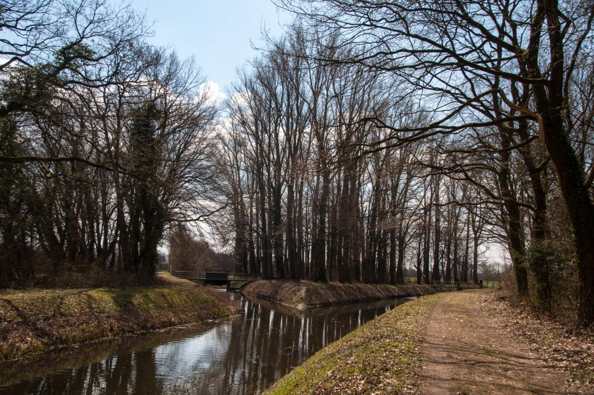 Sonntagsspaziergang am ersten richtigen Frühlingstag