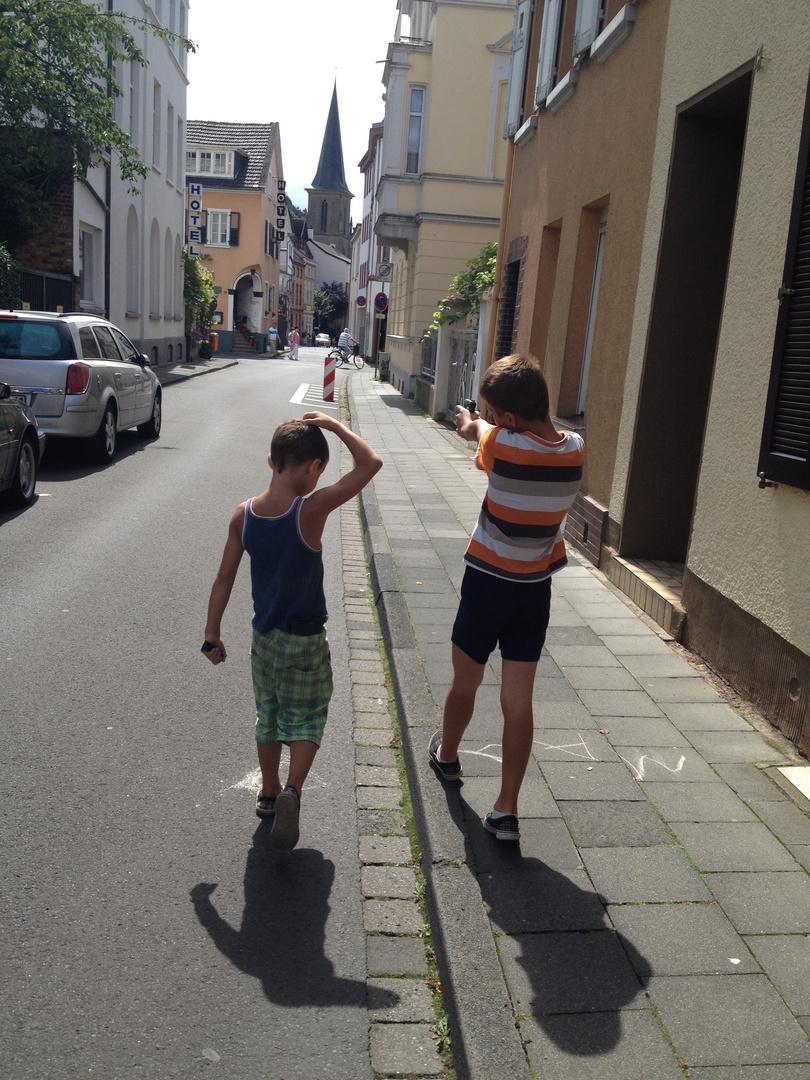 Sonntagsstraßenjungs