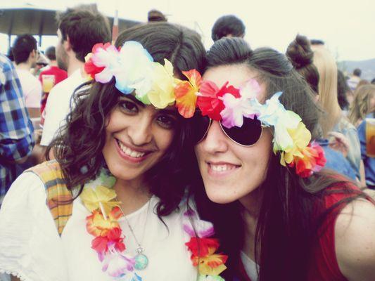 Sonrisa de colores.