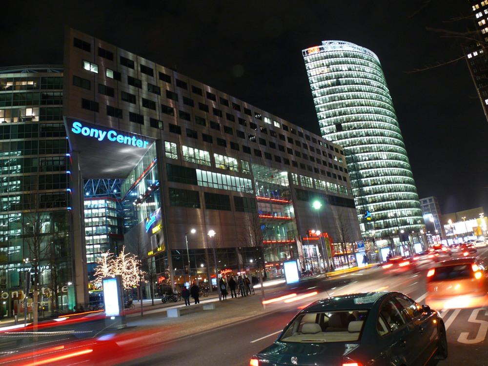   sony center   @ 24mm
