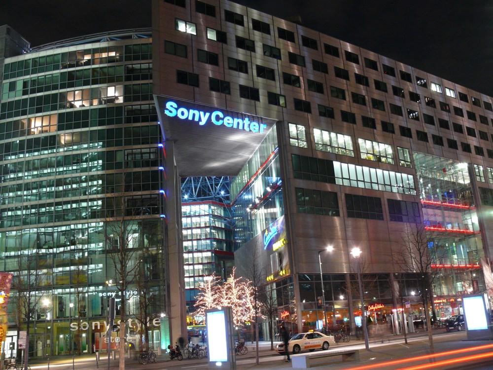 | sony center | @ 35mm