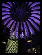 Sony Center, Berlin - A Night Impression