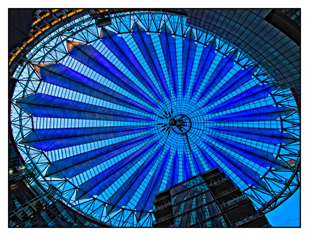 Sony Center (Berlin Alemania)