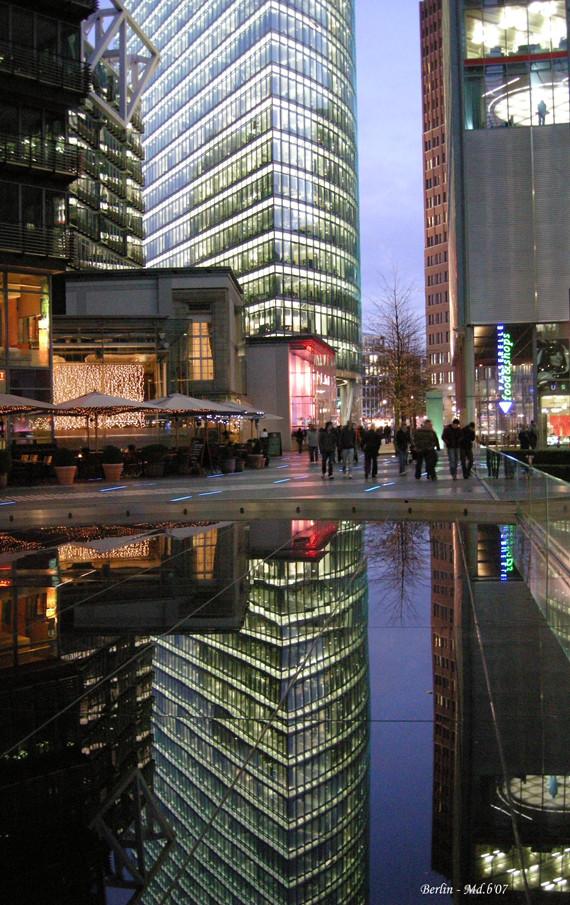Sony Center - Berlin