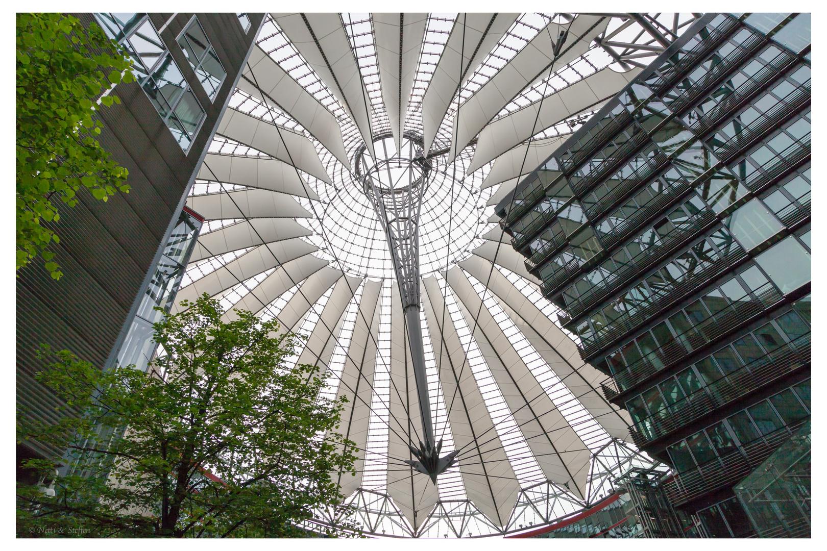 Sony Center Berlin, Mai 2013