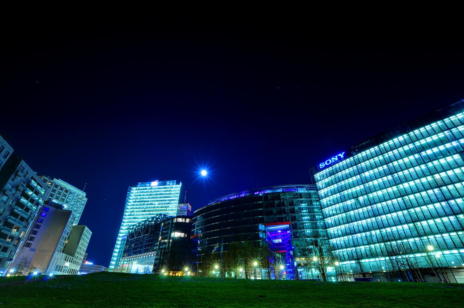 Sony Center Berlin Potsdammer Platz