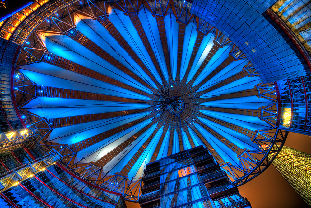 Sony Center Dach