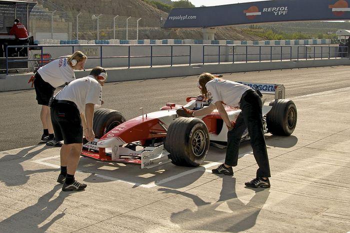 Sooo schön kann Formel1 ohne Eintritt sein !!!