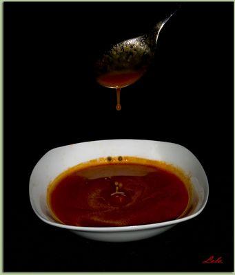Sopa de Tomate. Proyecto Foto-cocinado.