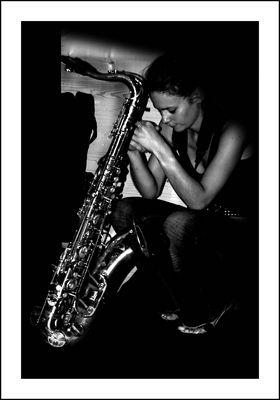 Sophie Alour Saxophoniste