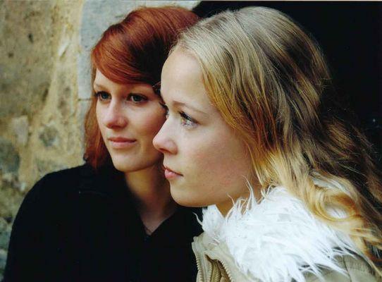 Sophie und Cynthia