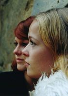 """Sophie und Cynthia """"Spiegelbild"""""""
