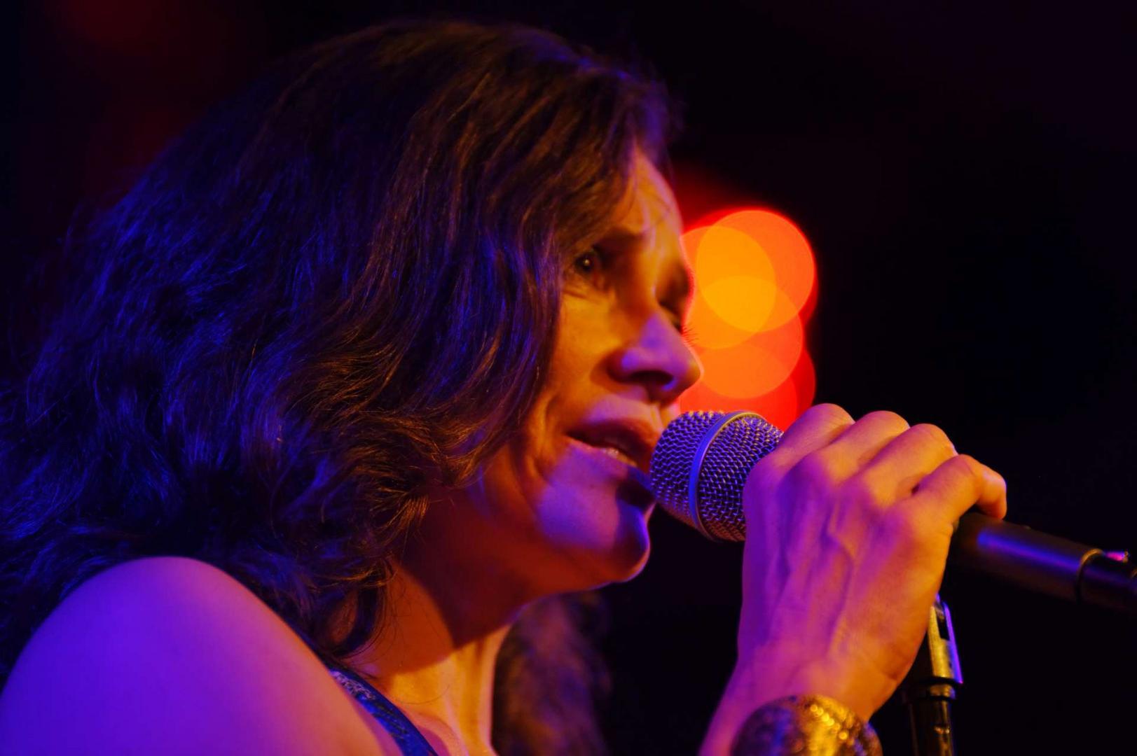 Sophie Wegener und ihre Band Zona Sul in der Unterfahrt 2013