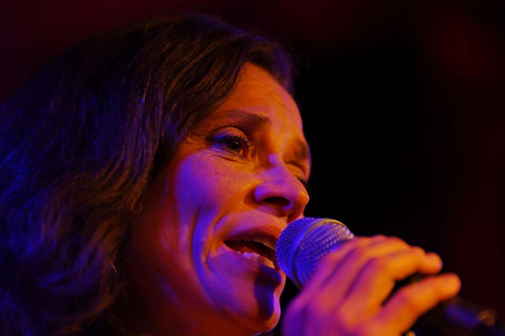 Sophie Wegener und ihre Band Zona Sul in der Unterfahrt 2013 - die Dritte