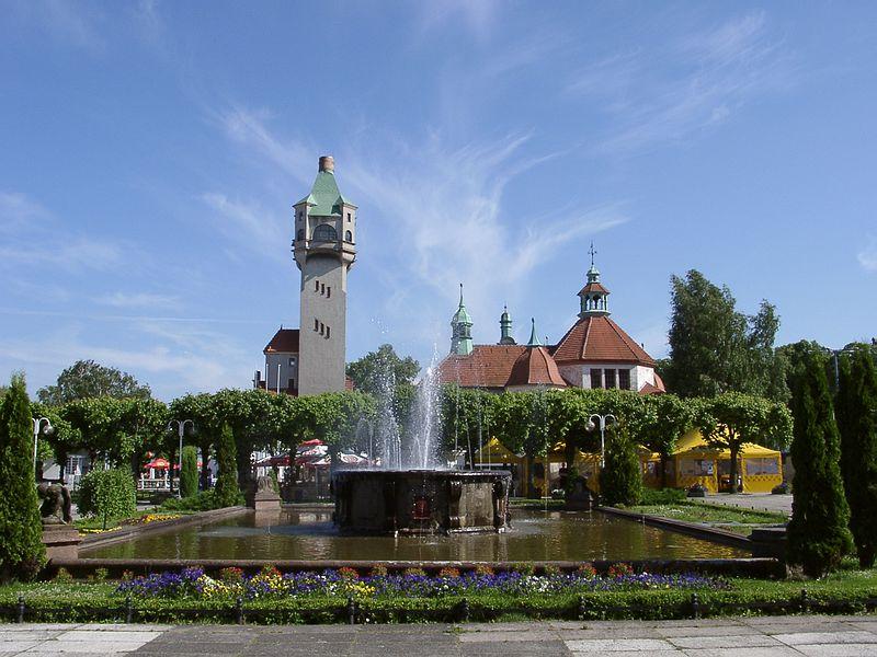 Sopot bei Danzig(Gdansk) in Polen
