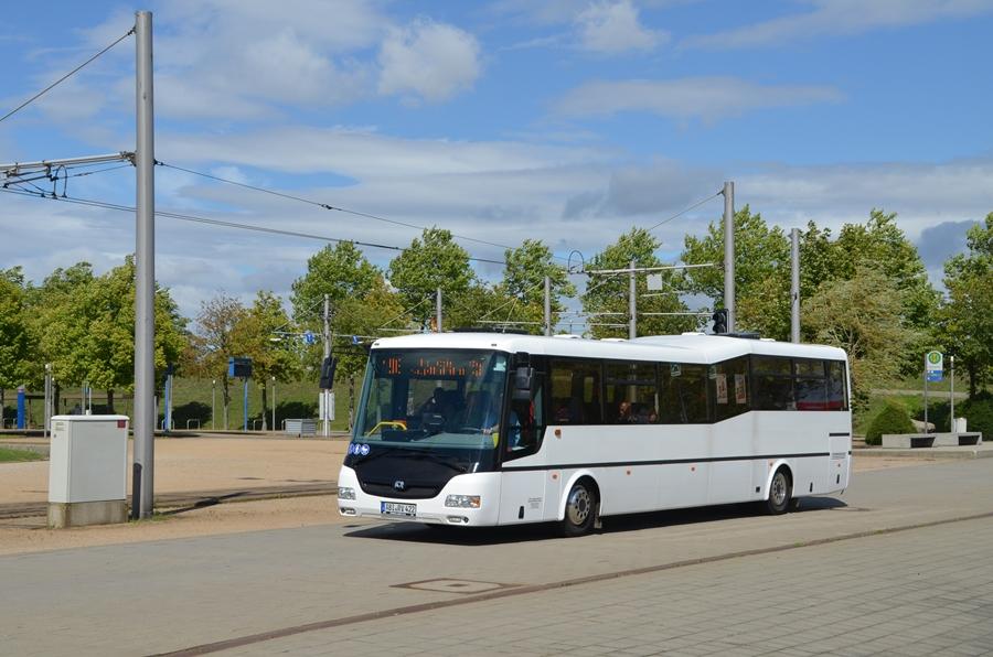 sor bus auf der linie 196 in leipzig messe foto bild bus nahverkehr bus verkehr. Black Bedroom Furniture Sets. Home Design Ideas