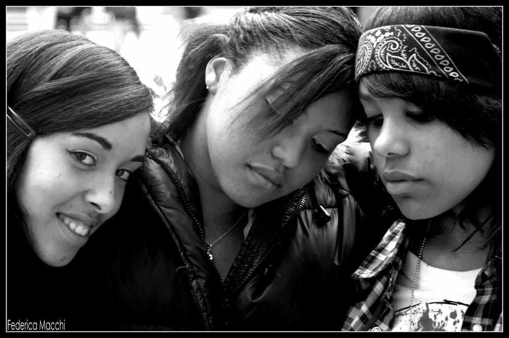 sorelle .... di gruppo