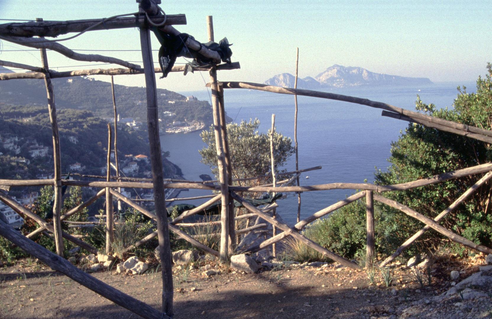 Sorento, Capri View
