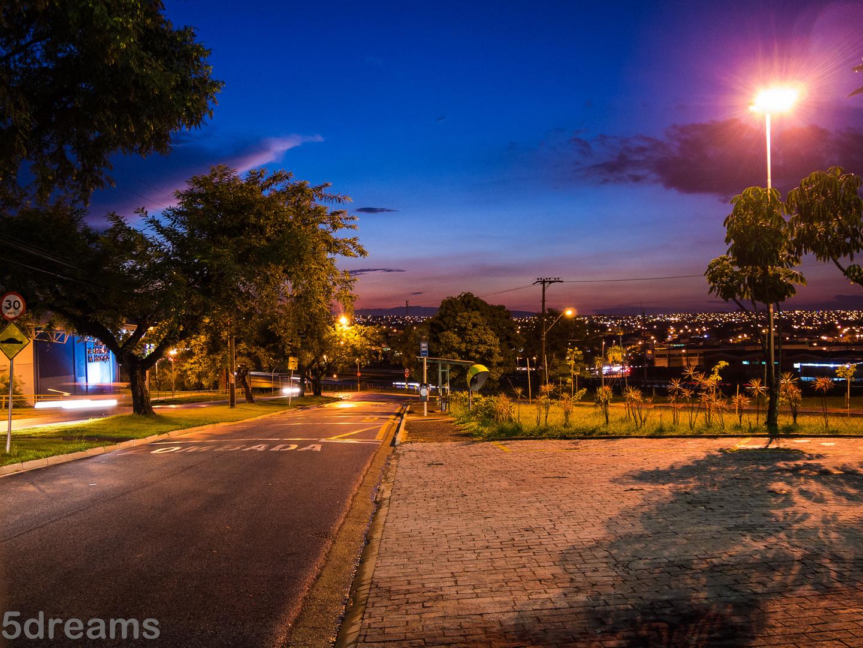 Sorocaba by night