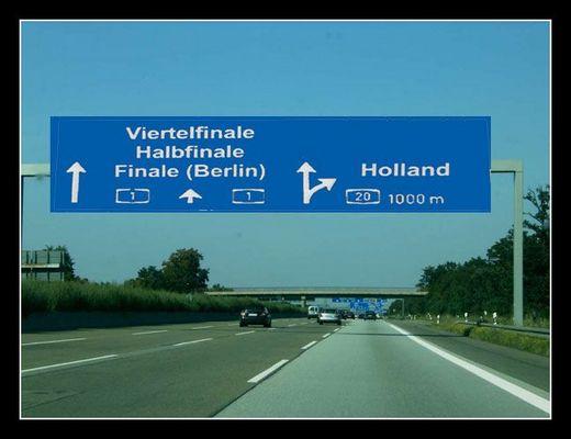 Sorry Holland....