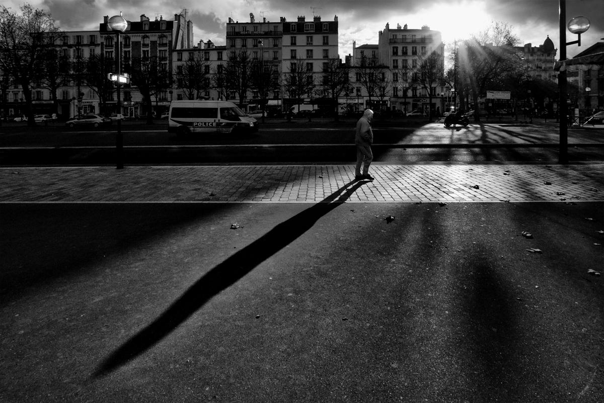Sorti de l'ombre