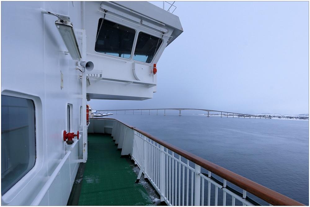 Sortland Brücke