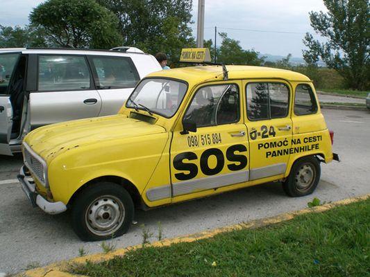 SOS in Croatia