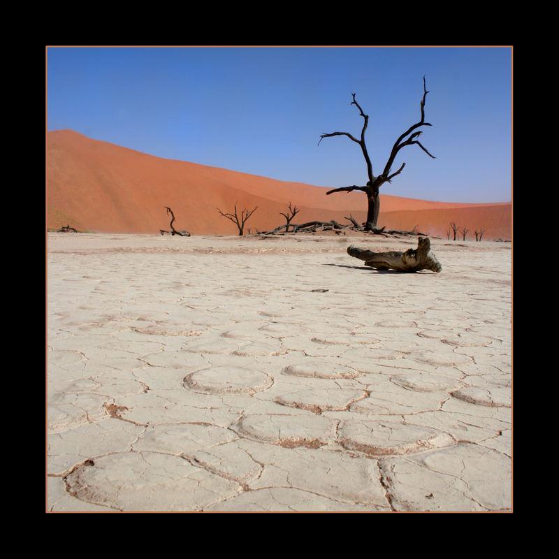Sossussvlei by Sandstorm
