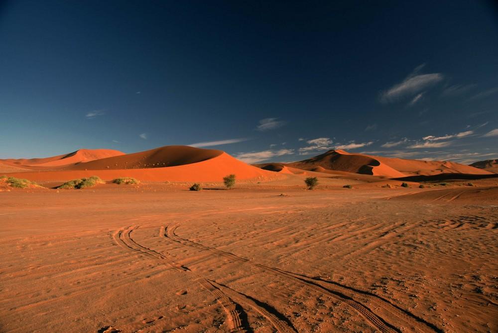 Sosussvlei,Wüste Namib