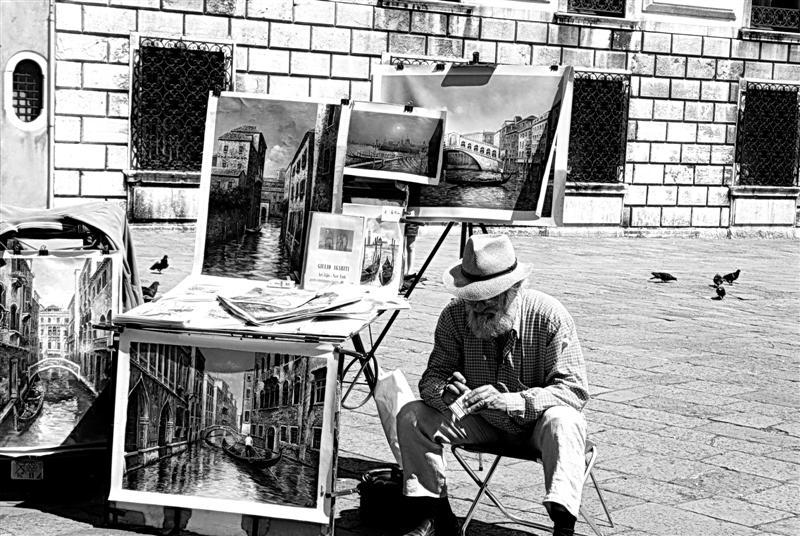 sotto il sole di venezia