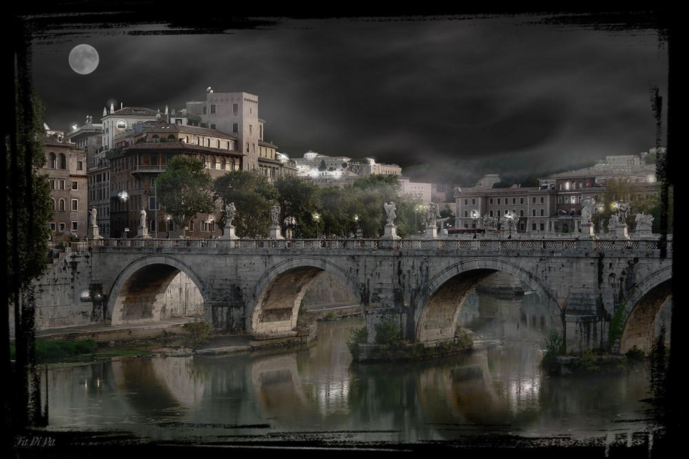 Sotto un manto di stelle Roma bella m'appare