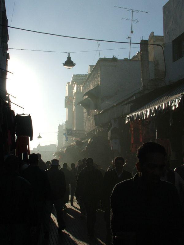 Souk, Rabat II, Morocco, 2005