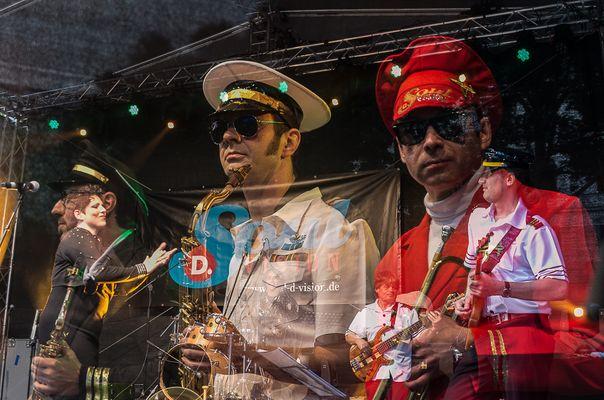 Soul D.Vision auf dem Kranzplatzfest