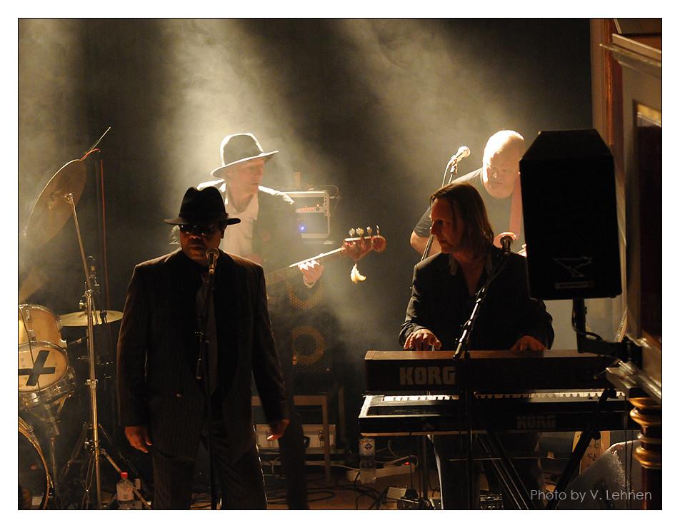 Soul, Funk and Rhythm `n Blues - Greg Copeland and the Soul Gang