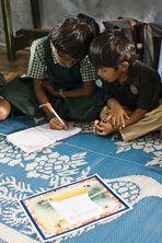 Soul of India - children