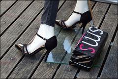 Souliers pour femmes folles:-)))