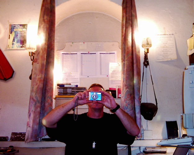 Soundengeneer bei Foto-Take