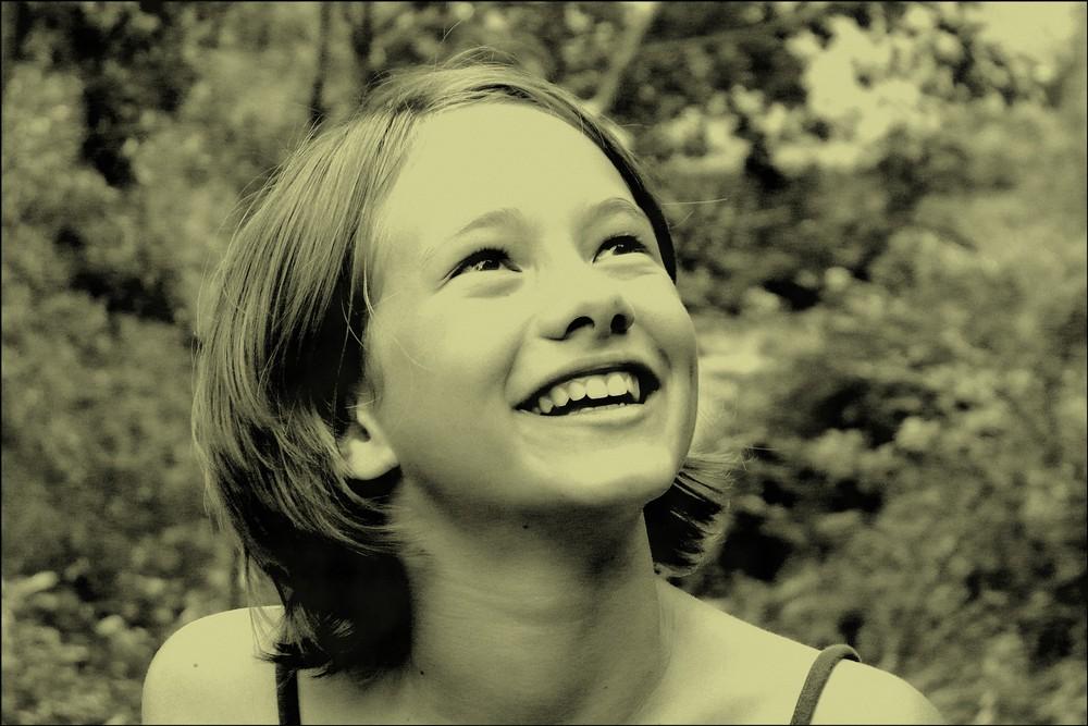 Sourie à la vie :)