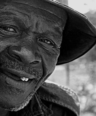 Sourire Angolais