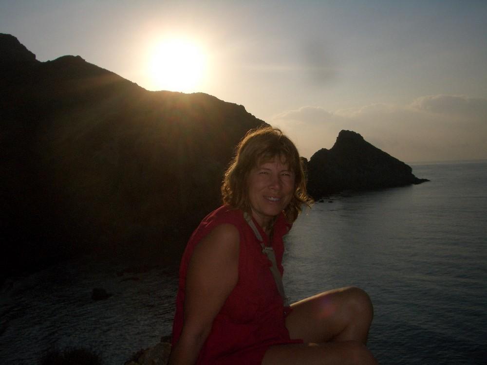 Sourire du soleil levant