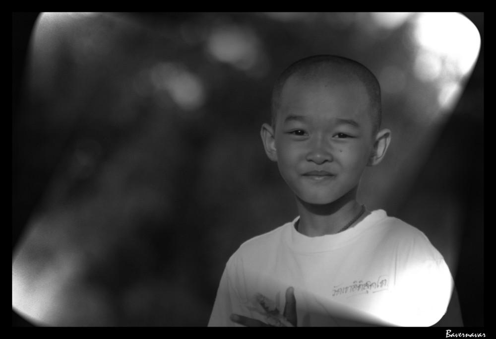 Sourire Thaï Pour terminer ma série
