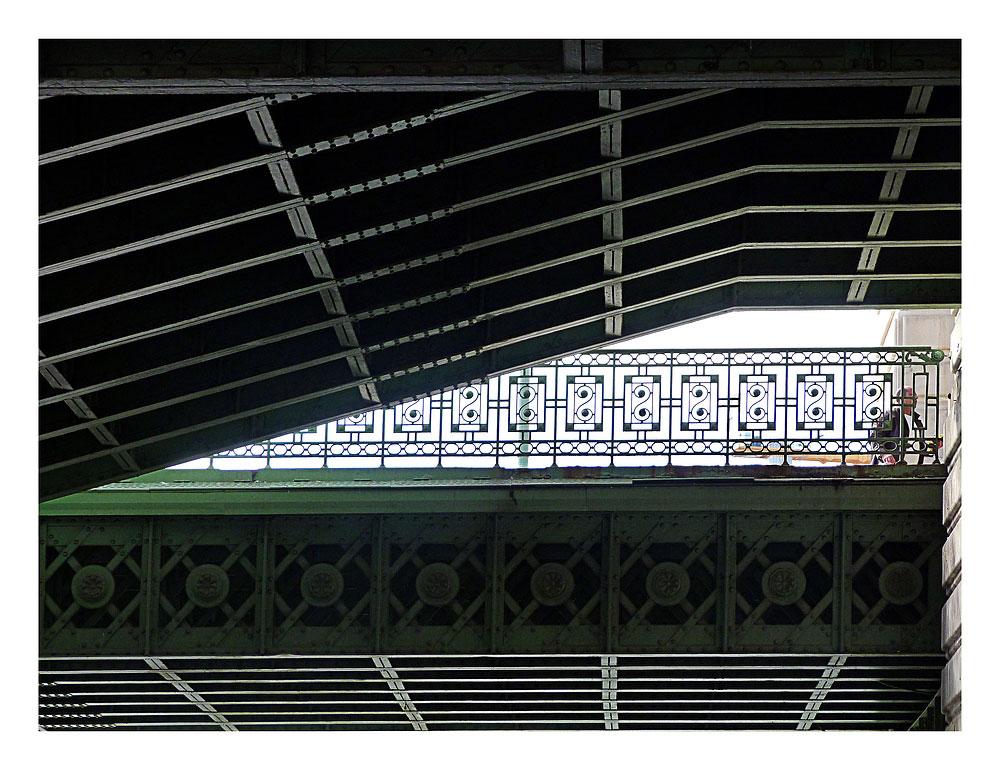 sous la gare ST Charles( Marseille)