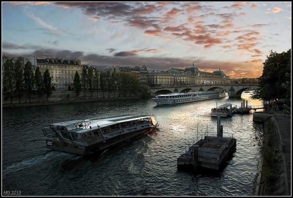 Sous le ciel de París