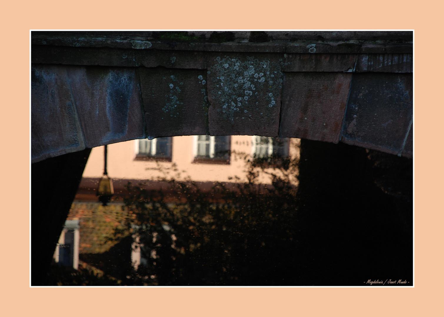 Sous les ponts de Colmar