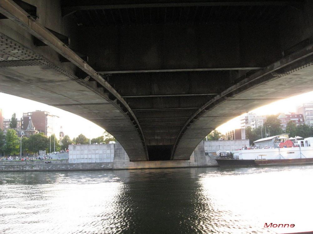 Sous les Ponts de...Liège