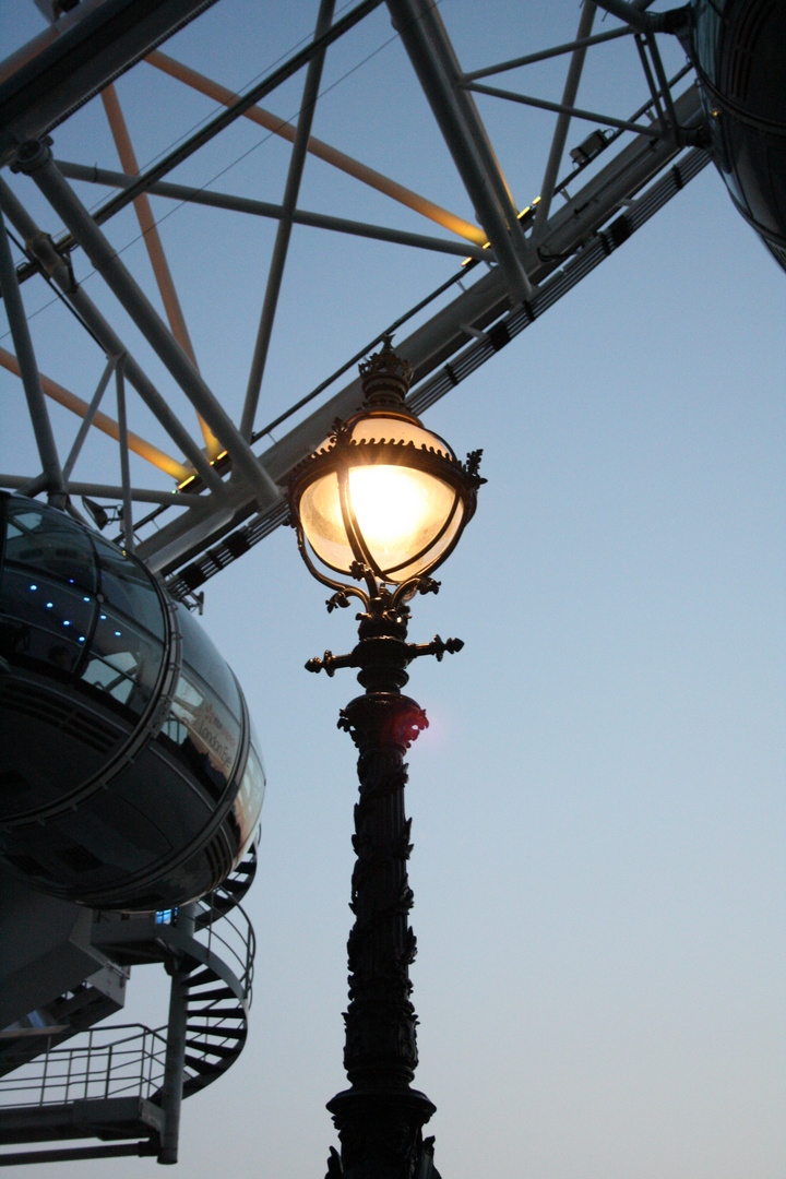 Sous London Eye