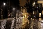 Sous une nuit de bruxelles .....en pluie